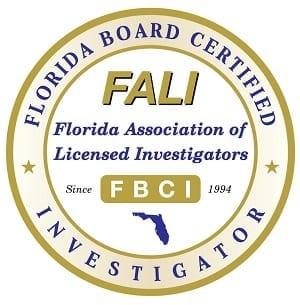 Florida Board Certified Investigator