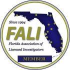 Florida Association of Licensed Investigators | Keck Investigation Service, LLC